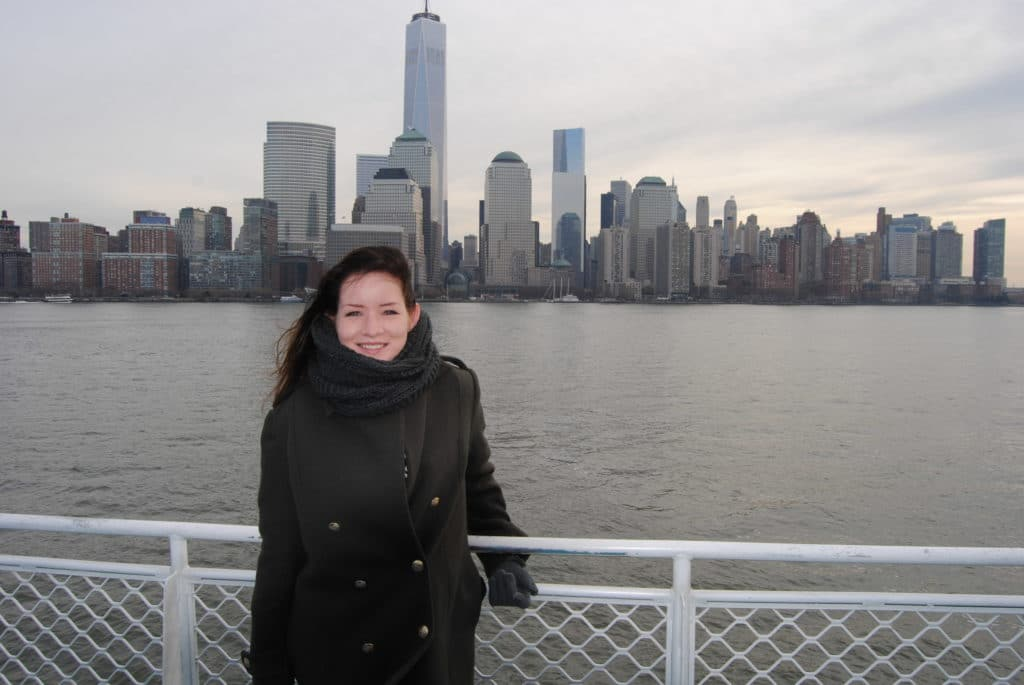 carmen clarijs blog New York welkom in
